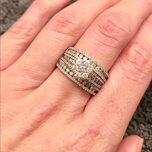 Jewelry - Diamond Ring Set